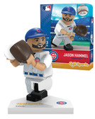 Chicago Cubs JASON HAMMEL Limited Edition OYO Minifigure