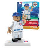 Chicago Cubs JOE MADDON Manager Limited Edition OYO Minifigure