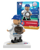 Chicago Cubs KYLE SCHWARBER Limited Edition OYO Minifigure
