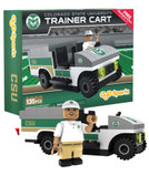 Colorado State Rams Trainer Cart OYO Playset