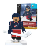 Columbus Blue Jackets BRANDON DUBINSKY Home Uniform Limited Edition OYO Minifigure