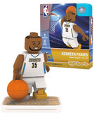 Denver Nuggets KENNETH FARIED Home Uniform Limited Edition OYO Minifigure