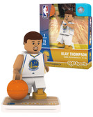 Golden State Warriors KLAY THOMPSON Home Uniform Limited Edition OYO Minifigure