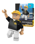 Iowa Hawkeyes COACH HAYDEN FRY College Legend Limited Edition OYO Minifigure
