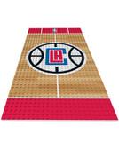 Los Angeles Clippers 0 1 24X48 DISPLAY BRICK OYO Playset