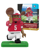 Louisville Cardinals TEDDY BRIDGEWATER College Legend Limited Edition OYO Minifigure