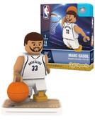 Memphis Grizzlies MARC GASOL Home Uniform Limited Edition OYO Minifigure