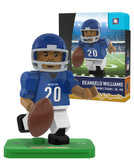 Memphis Tigers DEANGELO WILLIAMS College Legend Limited Edition OYO Minifigure