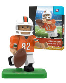 Miami Hurricanes GREG OLSEN College Legend Limited Edition OYO Minifigure