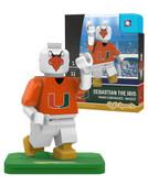 Miami Hurricanes Mascot Limited Edition OYO Minifigure