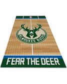 Milwaukee Bucks 0 1 24X48 DISPLAY BRICK OYO Playset