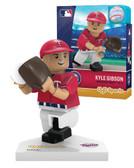 Minnesota Twins KYLE GIBSON Limited Edition OYO Minifigure