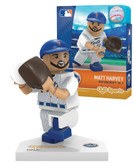 New York Mets MATT HARVEY Limited Edition OYO Minifigure