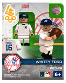 New York Yankees Whitey Ford Hall of Fame Limited Edition OYO Minifigure
