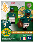 Oakland Athletics Reggie Jackson Hall of Fame Limited Edition OYO Minifigure