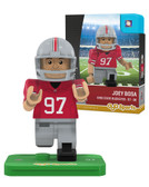 Ohio State Buckeyes JOEY BOSA College Legend Limited Edition OYO Minifigure