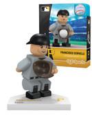 Pittsburgh Pirates FRANCISCO CERVELLI Limited Edition OYO Minifigure
