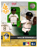 Pittsburgh Pirates Willie Stargell Hall of Fame Limited Edition OYO Minifigure