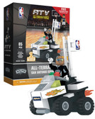 San Antonio Spurs 0 ATV OYO Playset