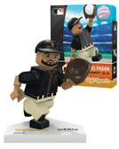 San Francisco Giants ANGEL PAGAN Limited Edition OYO Minifigure