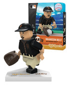 San Francisco Giants BRANDON BELT Limited Edition OYO Minifigure