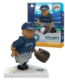 Seattle Mariners KETEL MARTE Limited Edition OYO Minifigure