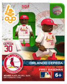 St. Louis Cardinals Orlando Cepeda Hall of Fame Limited Edition OYO Minifigure