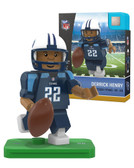 Tennessee Titans DERRICK HENRY Limited Edition OYO Minifigure