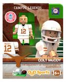 Texas Longhorns Colt McCoy College Legend Limited Edition OYO Minifigure