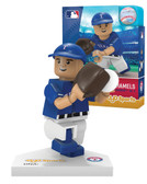 Texas Rangers COLE HAMELS Limited Edition OYO Minifigure