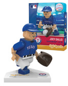 Texas Rangers JOEY GALLO Limited Edition OYO Minifigure