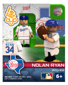 Texas Rangers Nolan Ryan Hall of Fame Limited Edition OYO Minifigure