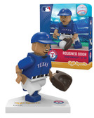 Texas Rangers ROUGNED ODOR Limited Edition OYO Minifigure