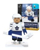 Toronto Maple Leafs AUSTON MATTHEWS Away Uniform Limited Edition OYO Minifigure