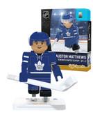 Toronto Maple Leafs AUSTON MATTHEWS Home Uniform Limited Edition OYO Minifigure