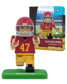 USC Trojans CLAY MATTHEWS College Legend Limited Edition OYO Minifigure