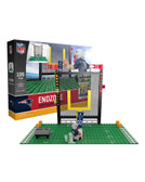 Endzone Set: New England Patriots