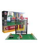 Endzone Set: San Francisco 49ers