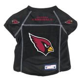 Arizona Cardinals Pet Jersey Size M