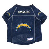 Los Angeles Chargers Pet Jersey Size L
