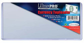 Ultra Pro Currency 6.5X3 Top load