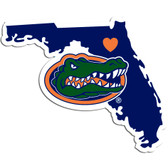 Florida Gators Decal Home State Pride Style