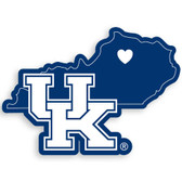 Kentucky Wildcats Decal Home State Pride Style