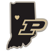 Purdue Boilermakers Decal Home State Pride Style