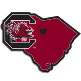 South Carolina Gamecocks Decal Home State Pride Style