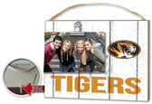 Missouri Tigers Clip It Weathered Logo Photo Frame