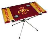 Iowa State Cyclones Table Endzone Style