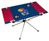 Kansas Jayhawks Table Endzone Style
