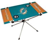 Miami Dolphins Table Endzone Style