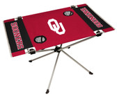 Oklahoma Sooners Table Endzone Style